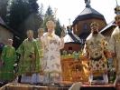 Патріарше Богослужіння у Манявському Хресто-Воздвиженському монастирі