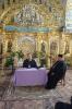 Архієрейські богослужіння та зустрічі