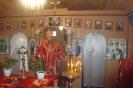 Архієрейське Богослужіння в день Походження (винесення) Чесних Древ Животворчого Хреста Господнього